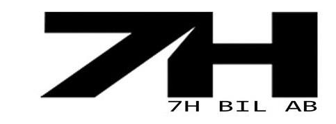 7H Bil AB logo