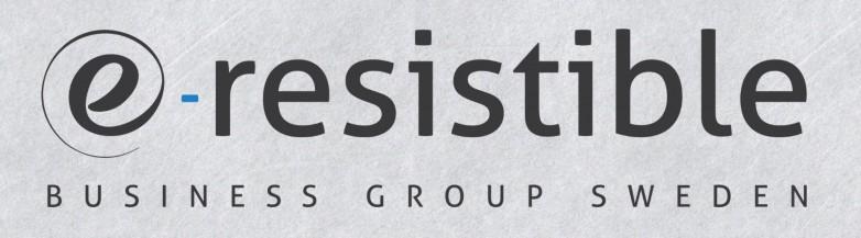 e-resistible business group Sweden Handelsbolag logo