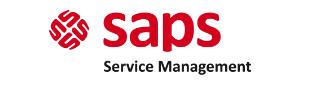 SAPS Service Management AB logo