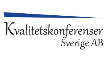 Kvalitetskonferenser Sverige AB logo