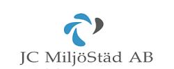 JC MiljöStäd AB logo