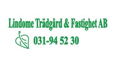 Lindome Trädgård & Fastighet AB logo