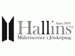 Hallins Måleriservice i Jönköping AB logo