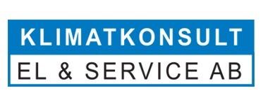 Klimatkonsult El och Service KOS Aktiebolag logo
