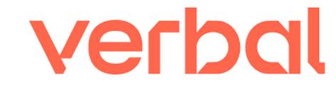 Verbal AB logo