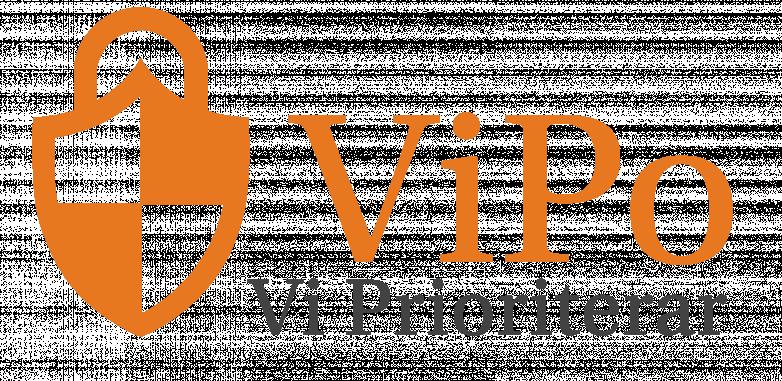 ViPo Säkerhetstjänster AB logo