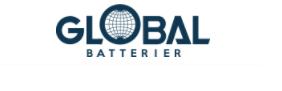 GLOBAL Batterier AB logo