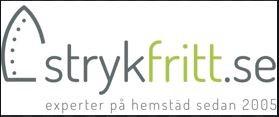 Strykfritt AB logo