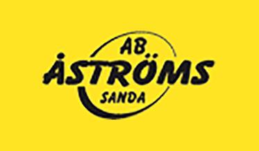 AB Åströms Sanda logo