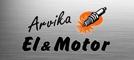 Arvika El och Motor AB logo