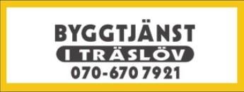 Byggtjänst i Träslöv AB logo