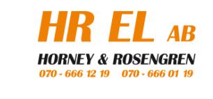Horney & Rosengren El AB logo