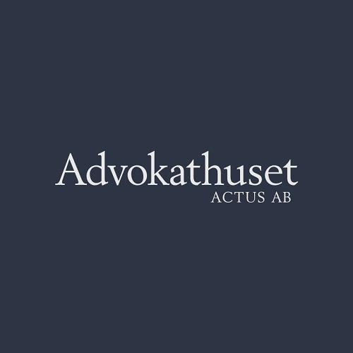Advokathuset Actus AB logo