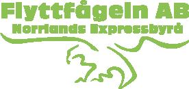 Flyttfågeln i Skellefteå Aktiebolag logo