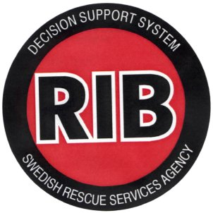 RIB DECISION SUPPORT SYSTEM SWEDISH RESCUE SERVICES AGENCY