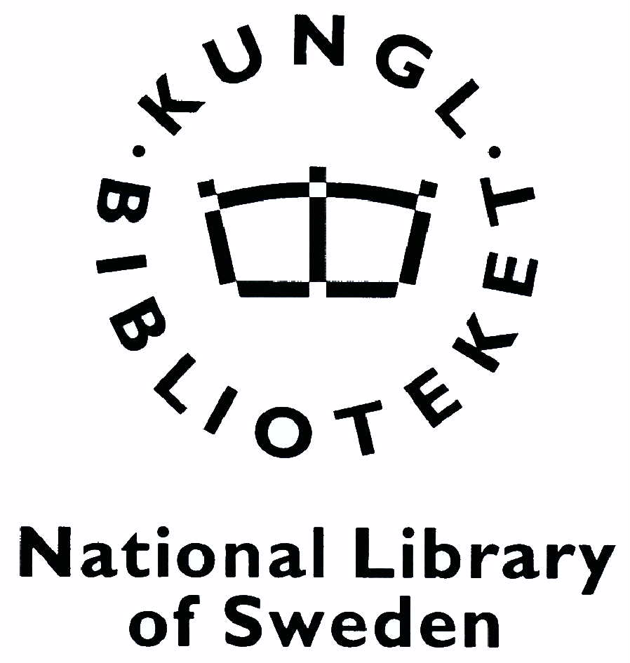 KUNGL BIBLIOTEKET National Library of Sweden