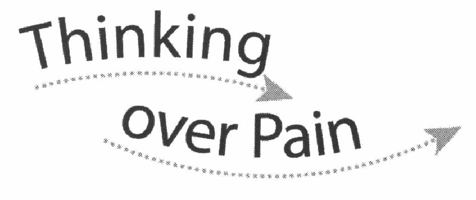 Thinking over Pain